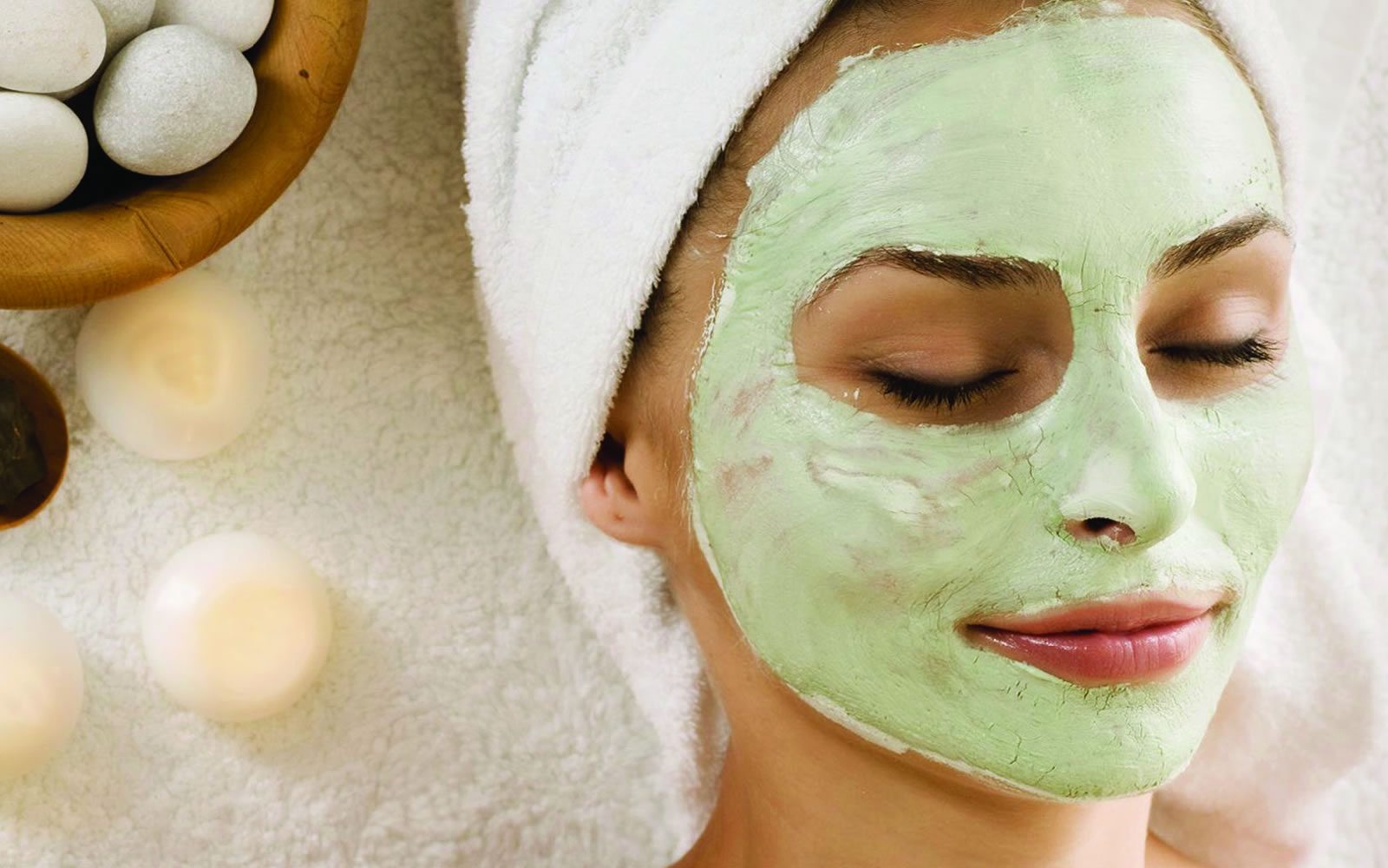 "The ""At Home"" Facial"
